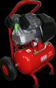 Kompressor 340/10/2/25 W 230 Volt, Baustellenkompressor