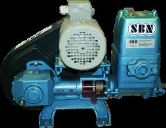 Kolbenpumpe RL 0 20 m. W-Motor