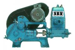 Kolbenpumpe RL 25 A m. W-Motor