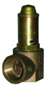 Sicherheitsventil RL010/RL12A - MS