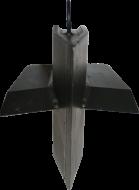 Spaltkreuz für Hydraulikspalter 13 to. liegend