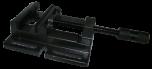 Maschinenschraubstock 125 mm Backenbreite