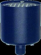"""Schalldämpfer 1/2"""" für Elektromagnetventil"""