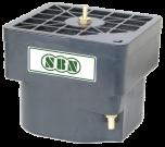 Öl/Wasser-Trenner OWT 2 bis 2 m³